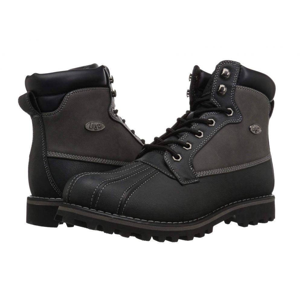 ラグズ Lugz メンズ ハイキング・登山 シューズ・靴【Mallard】Black/Charcoal