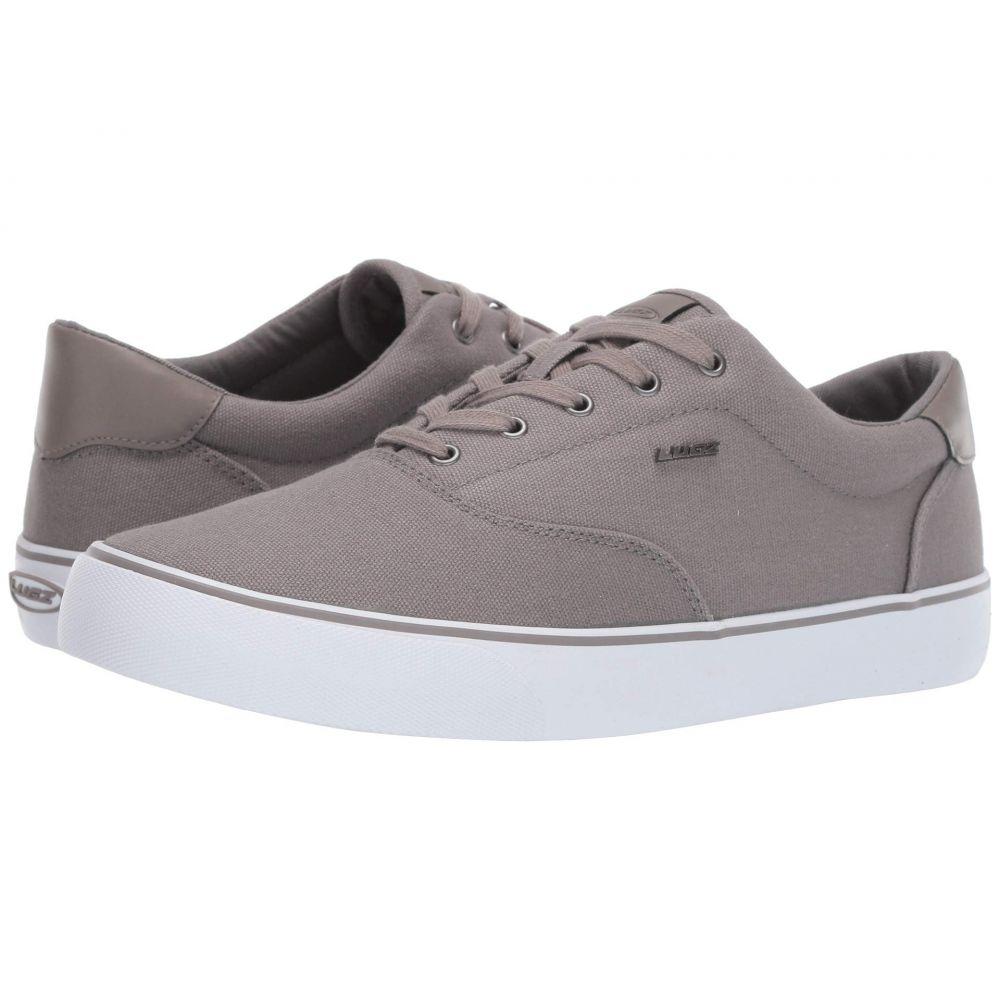 ラグズ Lugz メンズ スニーカー シューズ・靴【Flip】Grey/White