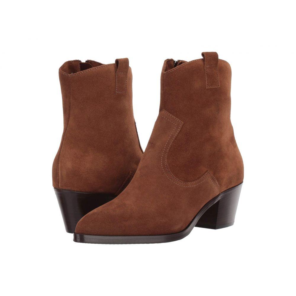 ラ カナディアン La Canadienne レディース ブーツ シューズ・靴【Pepper】Brandy Suede