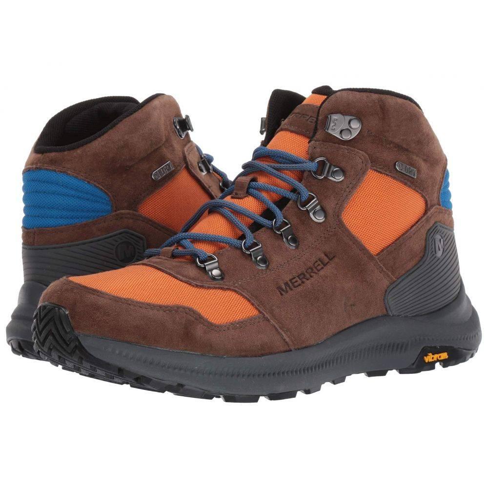メレル Merrell メンズ ハイキング・登山 シューズ・靴【Ontario 85 Mid Waterproof】Exuberance