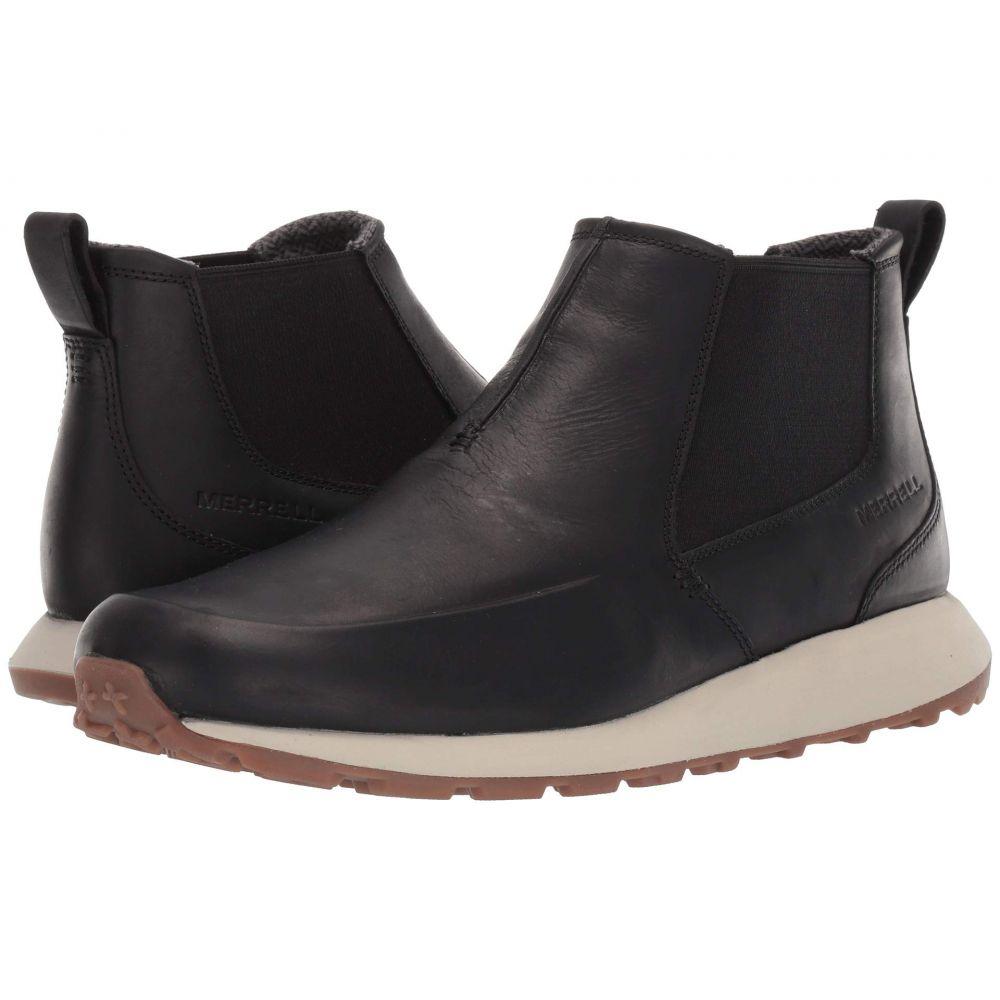 メレル Merrell メンズ ブーツ シューズ・靴【Ashford Chelsea】Black