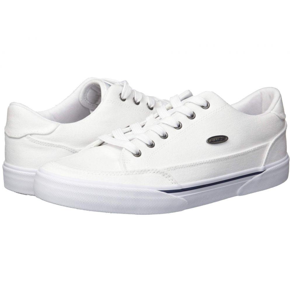 ラグズ Lugz メンズ スニーカー シューズ・靴【Stockwell】White/Navy