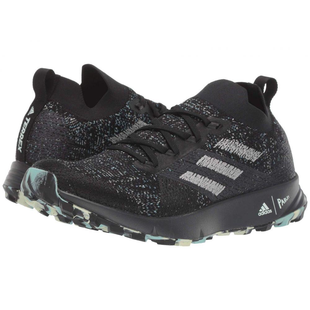 アディダス adidas Outdoor レディース ランニング・ウォーキング シューズ・靴【Terrex Two Parley】Black/Linen Green/Carbon