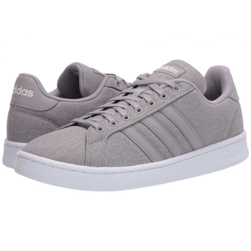 アディダス adidas メンズ スニーカー シューズ・靴【Grand Court】Light Granite/Light Granite/Orbit Grey