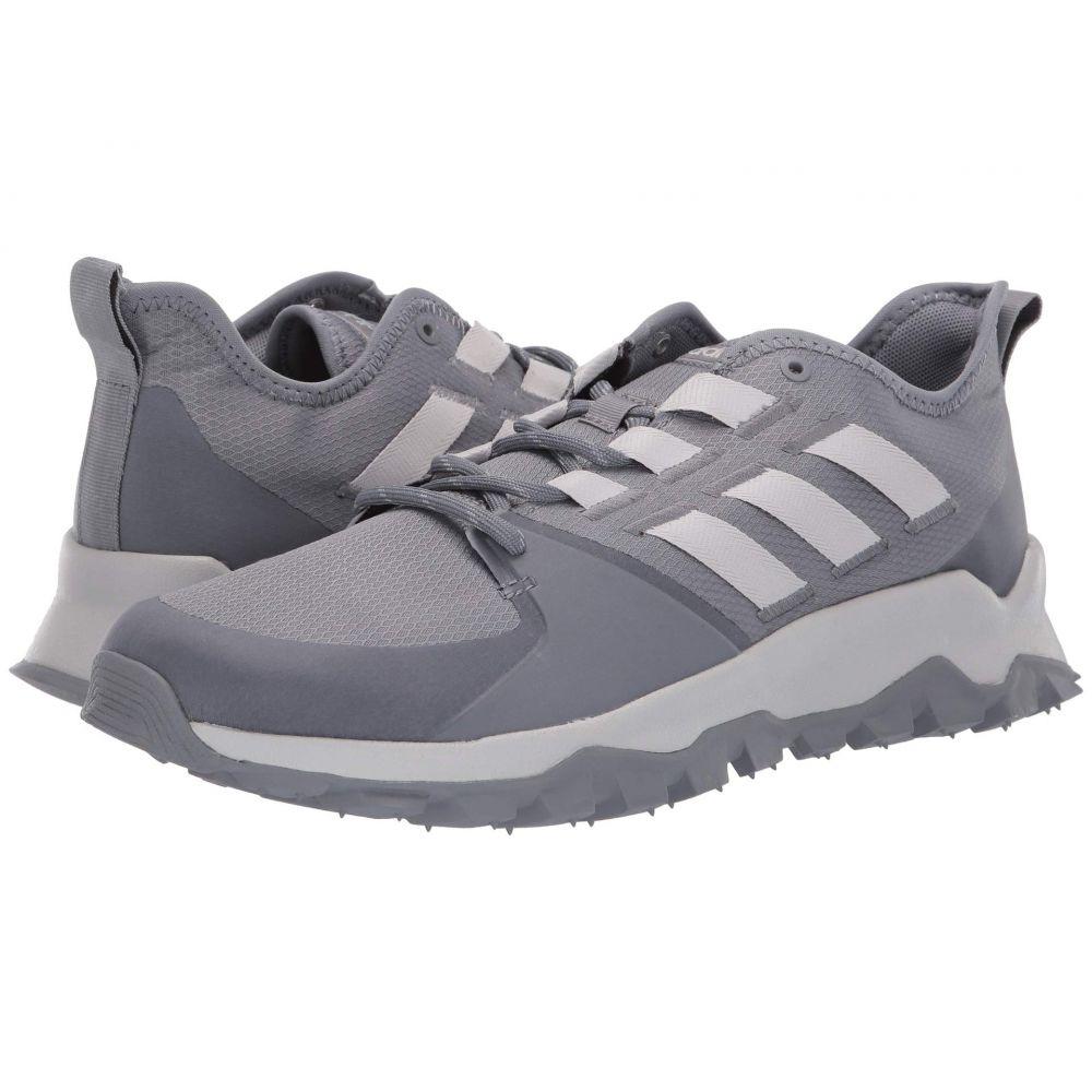 アディダス adidas Running メンズ ランニング・ウォーキング シューズ・靴【Kanadia Trail】Grey/Grey Two/Grey Six