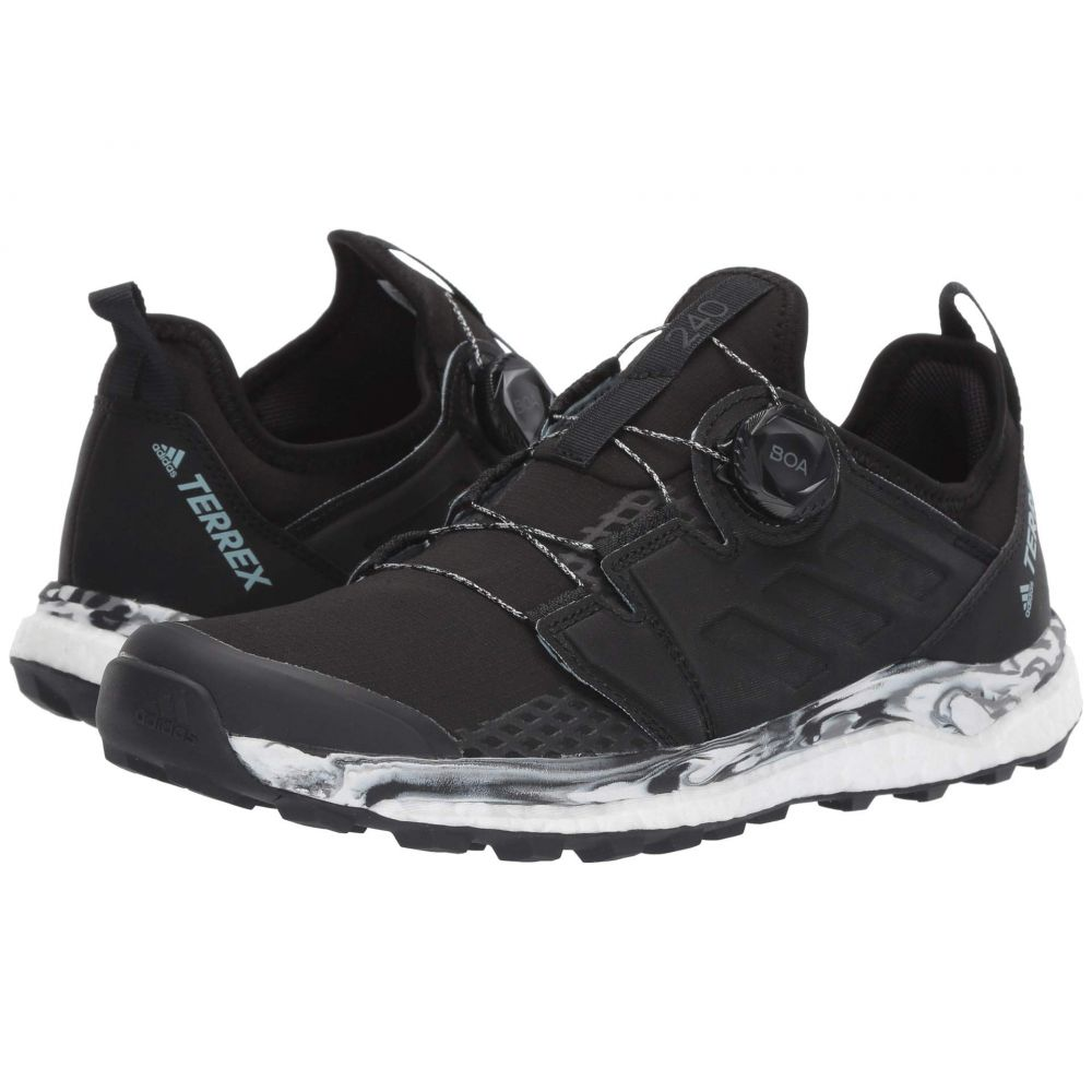 アディダス adidas Outdoor レディース ランニング・ウォーキング シューズ・靴【Terrex Agravic BOA】Black/Non-Dyed/Carbon