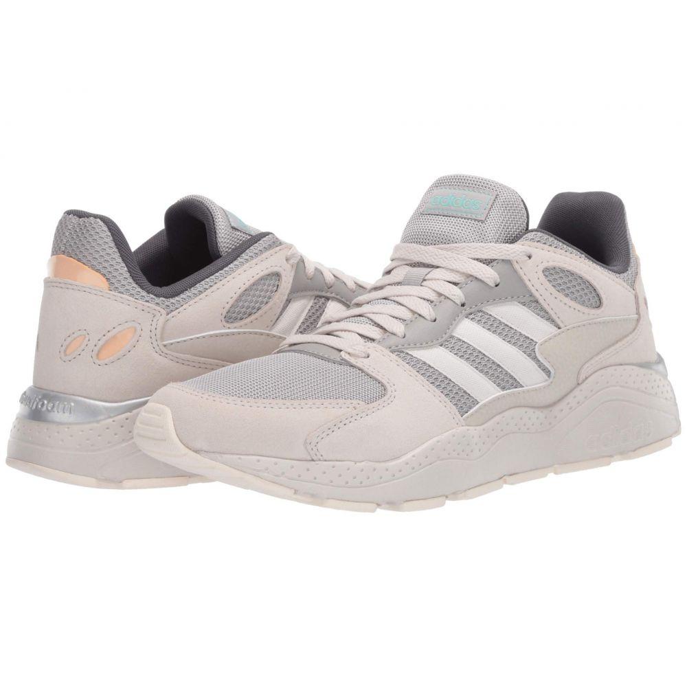アディダス adidas レディース スニーカー シューズ・靴【Chaos】Alumina/Metal Grey/Footwear White