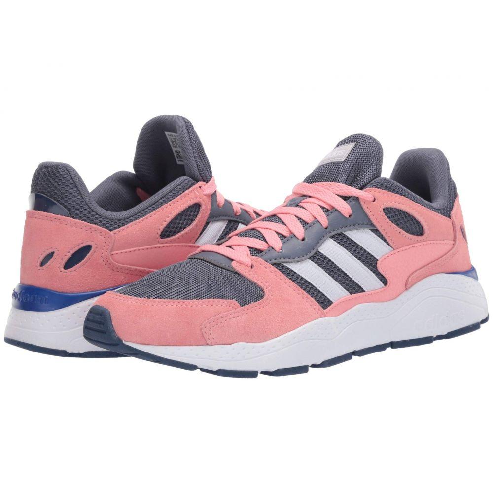 アディダス adidas レディース スニーカー シューズ・靴【Chaos】Glory Pink/Footwear White/Grey Two