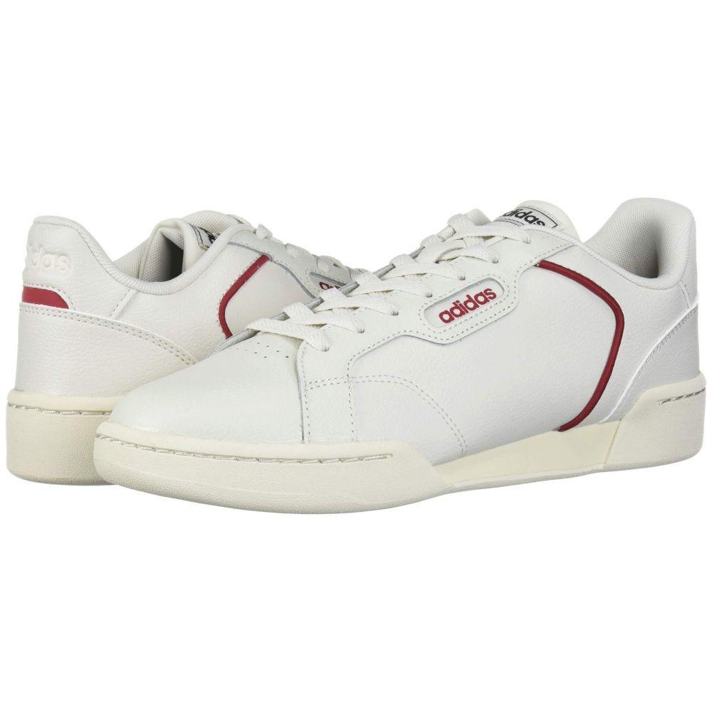 アディダス adidas メンズ スニーカー シューズ・靴【Roguera】Raw White/Raw White/Active Maroon