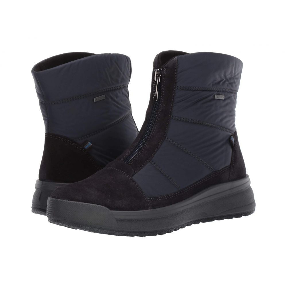アラ ara レディース ブーツ シューズ・靴【Addy】Ozean Velour-Hydro