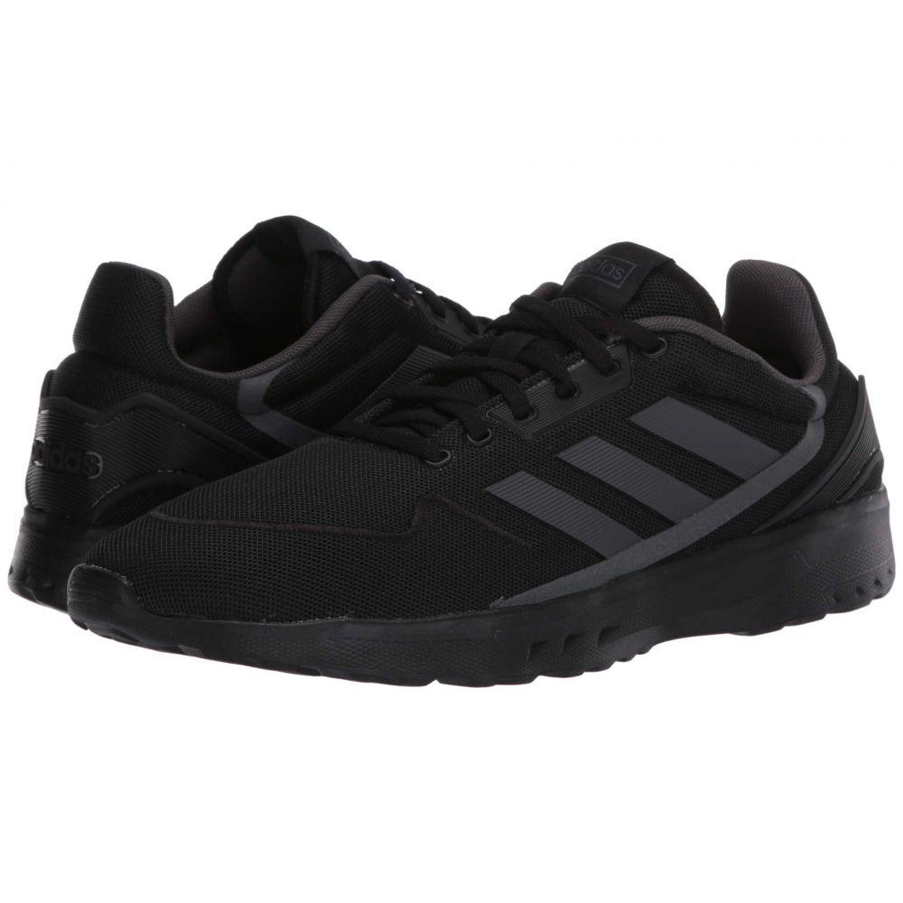 アディダス adidas メンズ ランニング・ウォーキング シューズ・靴【Nebzed】Core Black/Grey Six/Footwear White
