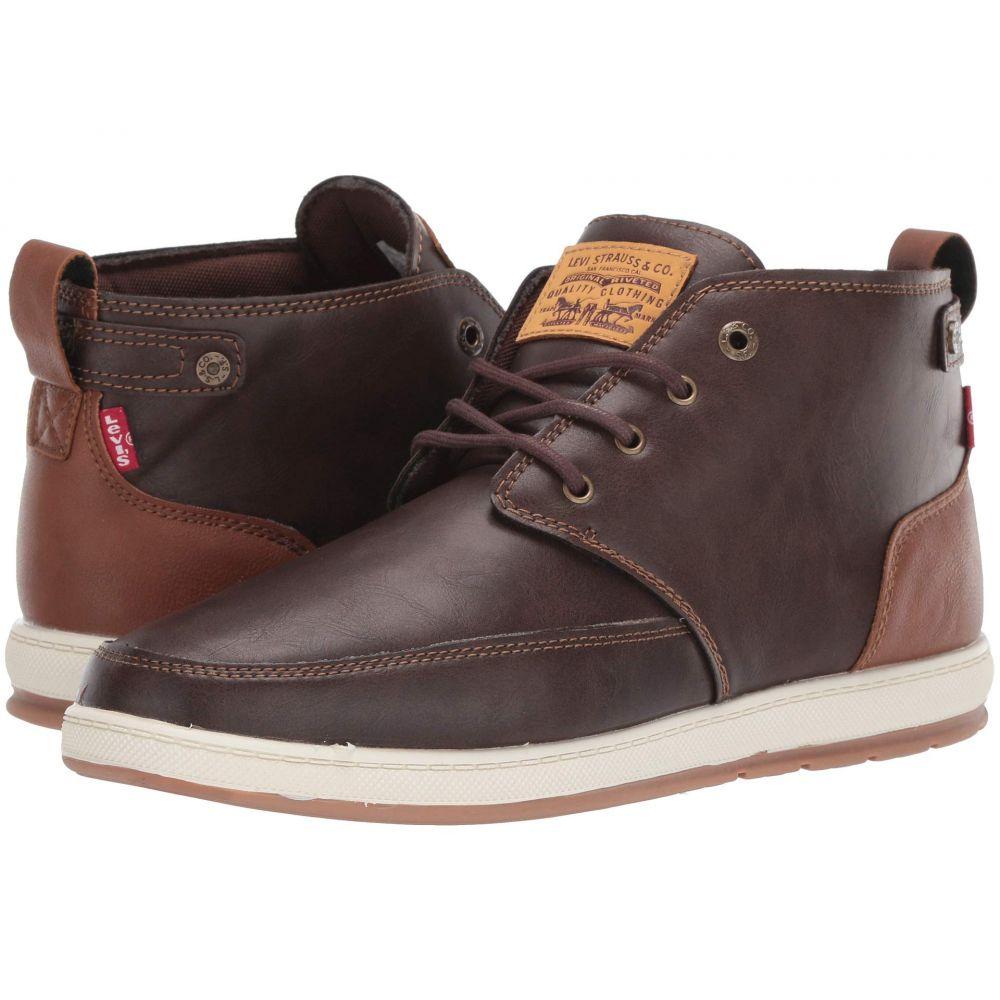 リーバイス Levi's Shoes メンズ スニーカー シューズ・靴【Atwater Brunish】Brown/Tan
