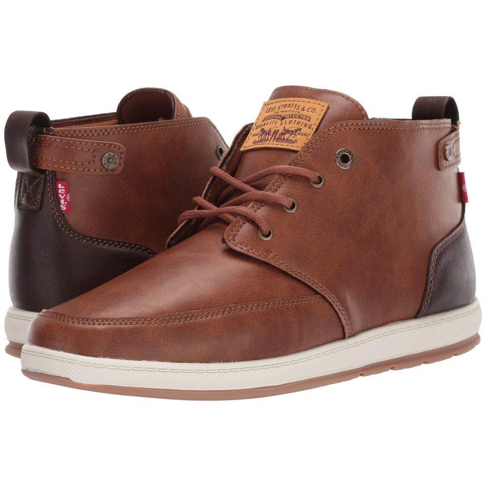 リーバイス Levi's Shoes メンズ スニーカー シューズ・靴【Atwater Brunish】Tan/Brown