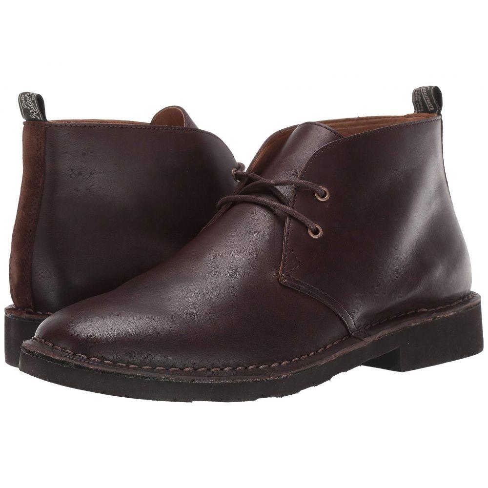 ラルフ ローレン Polo Ralph Lauren メンズ ブーツ チャッカブーツ シューズ・靴【Talan Chukka】Brown Leather Smooth Leather