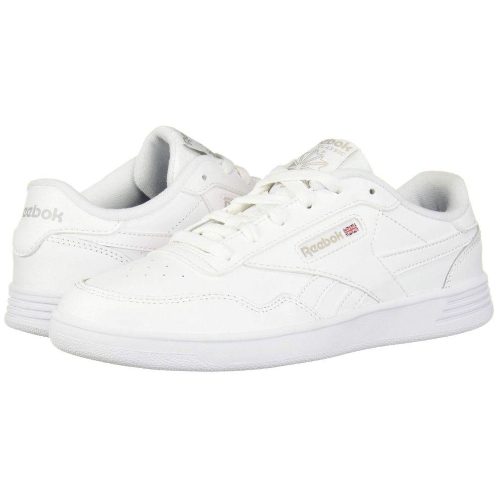 リーボック Reebok レディース スニーカー シューズ・靴【Club Memt】White/Steel/White