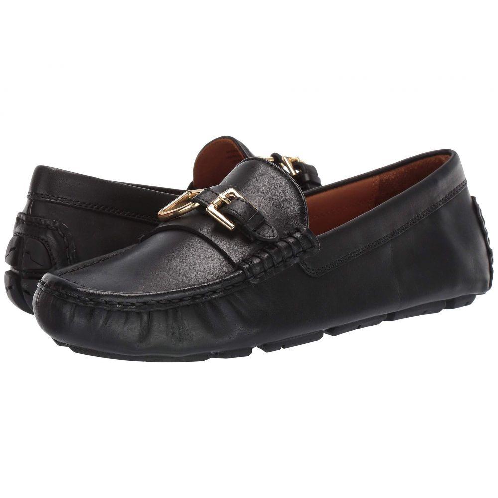 ラルフ ローレン Polo Ralph Lauren メンズ ローファー シューズ・靴【Anders Bit】Black Calf Leather