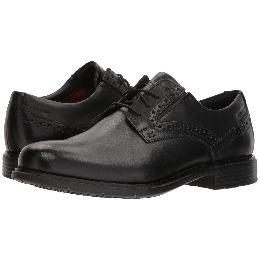 ロックポート Rockport メンズ 革靴・ビジネスシューズ シューズ・靴【Total Motion Classic Dress Plain Toe】Black