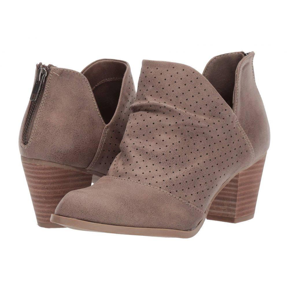 レポート Report レディース ブーツ シューズ・靴【Calista】Olive