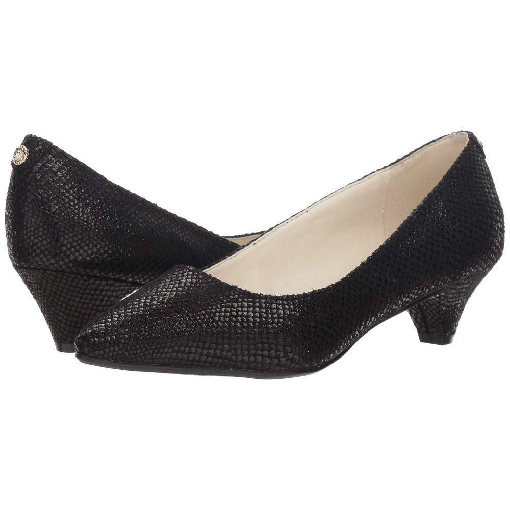 アン クライン Anne Klein レディース パンプス シューズ・靴【Xeni】Black