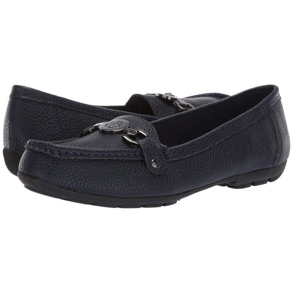 アン クライン Anne Klein レディース ローファー・オックスフォード シューズ・靴【Obara】Navy