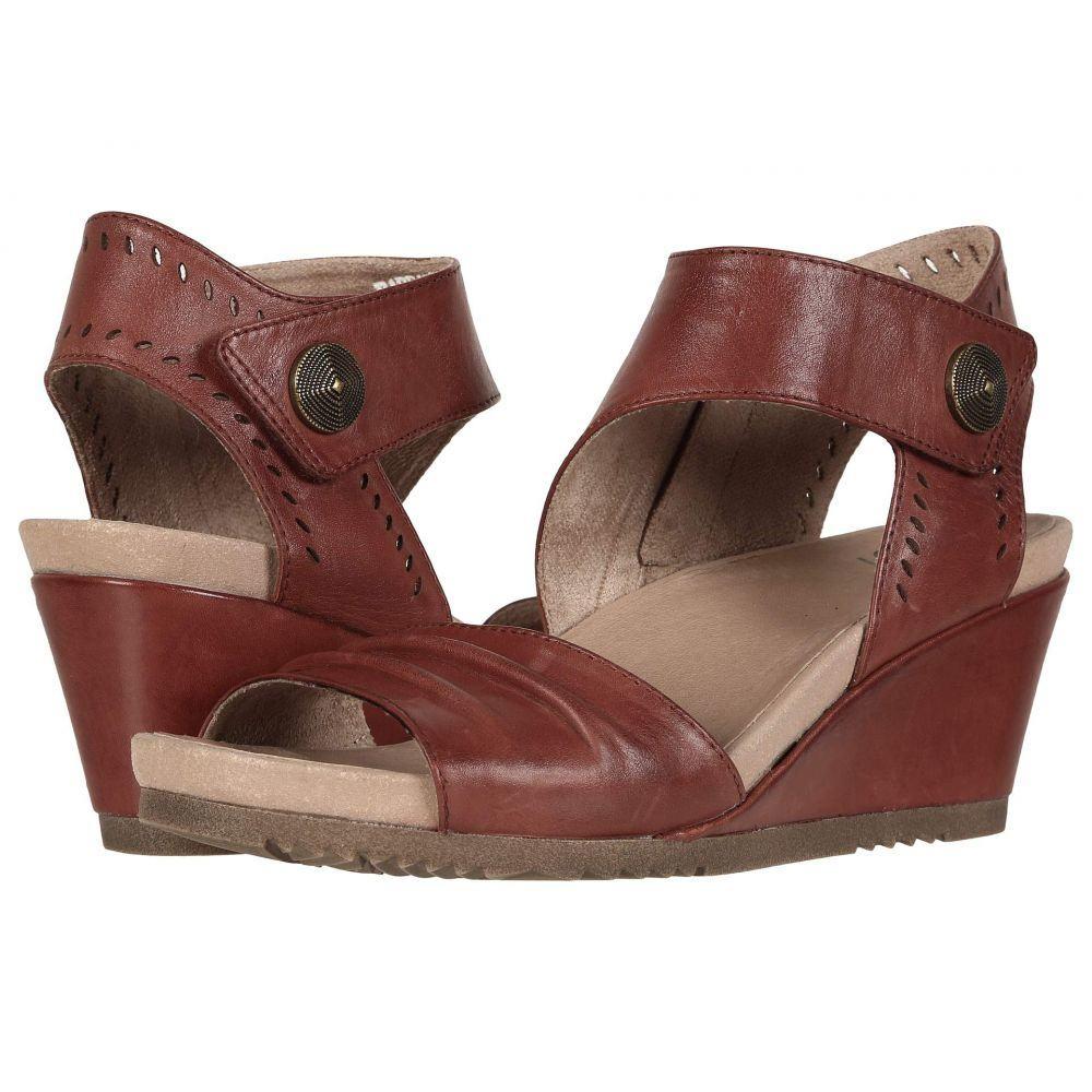 カルソーアースシューズ Earth レディース サンダル・ミュール シューズ・靴【Barbados】Terra Cotta Soft Calf