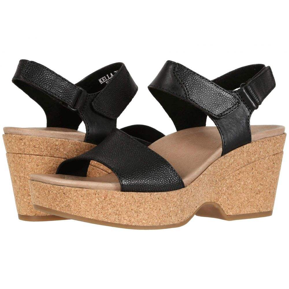 カルソーアースシューズ Earth レディース サンダル・ミュール シューズ・靴【Kella】Black Oregon