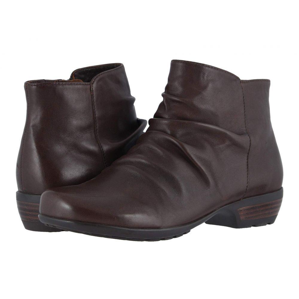ウォーキング クレードル Walking Cradles レディース ブーツ シューズ・靴【Esme】Brown Nappa