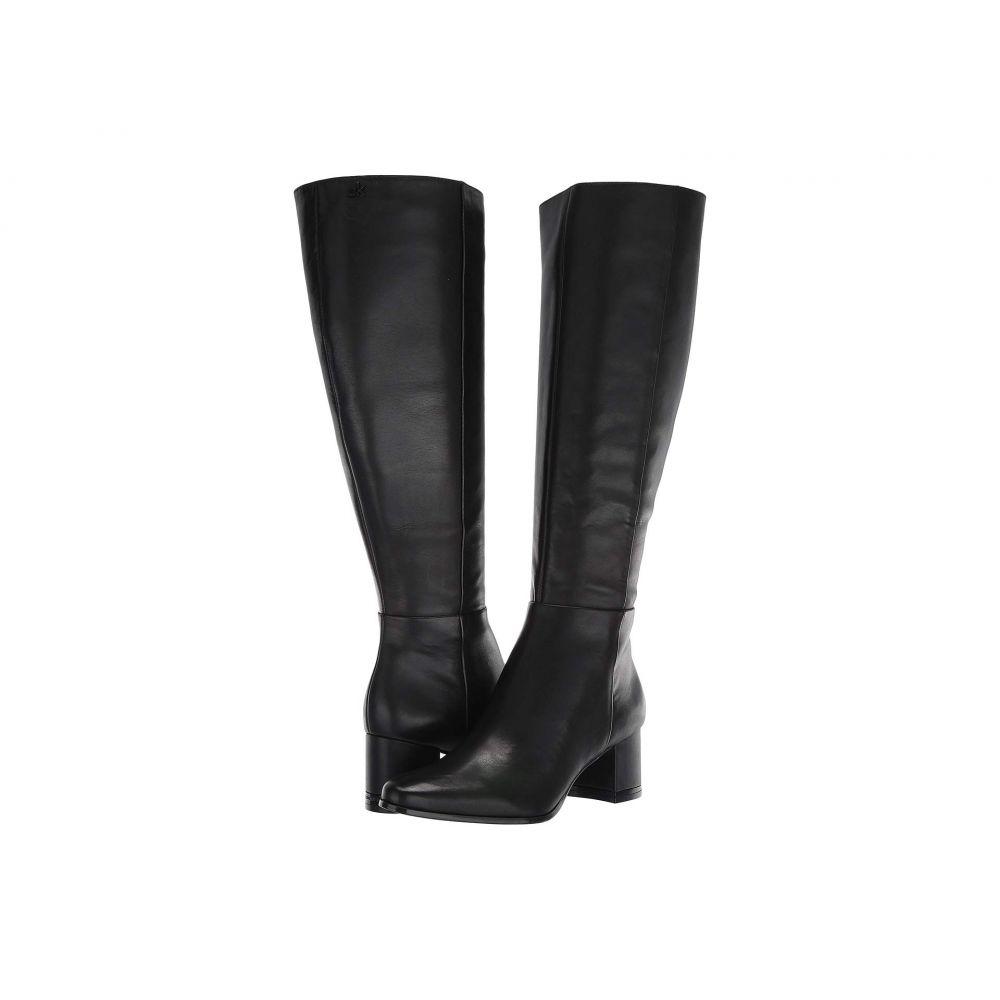 カルバンクライン Calvin Klein レディース ブーツ シューズ・靴【Freeda Wide Calf】Black
