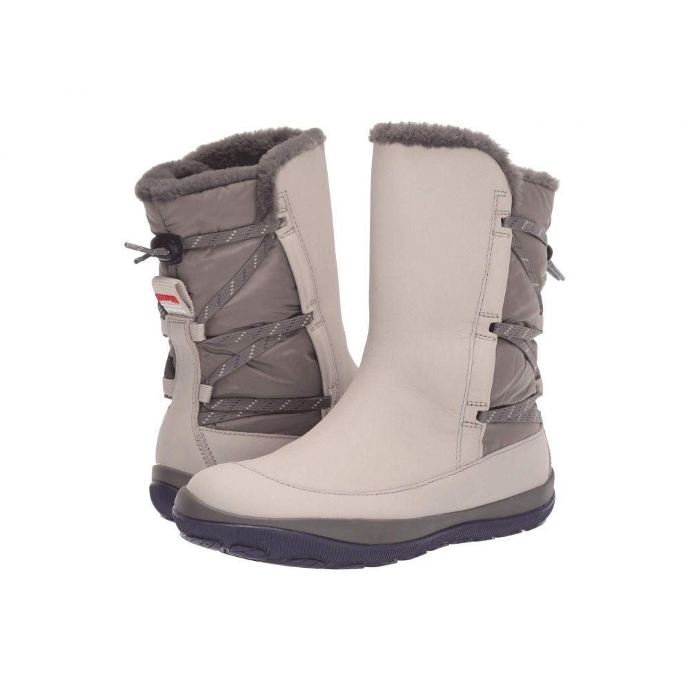 カンペール Camper レディース ブーツ シューズ・靴【Peu Pista Mid】White