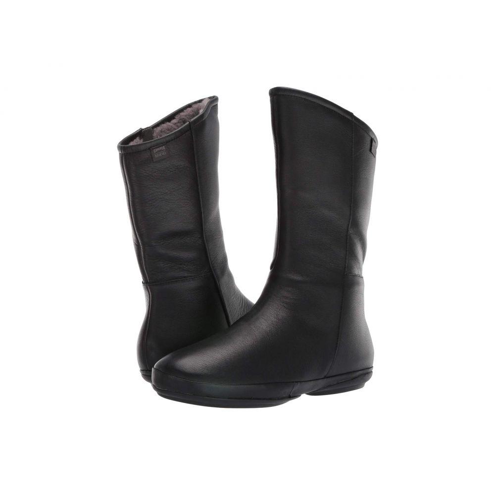 カンペール Camper レディース ブーツ シューズ・靴【Right Nina - GORE-TEX】Black