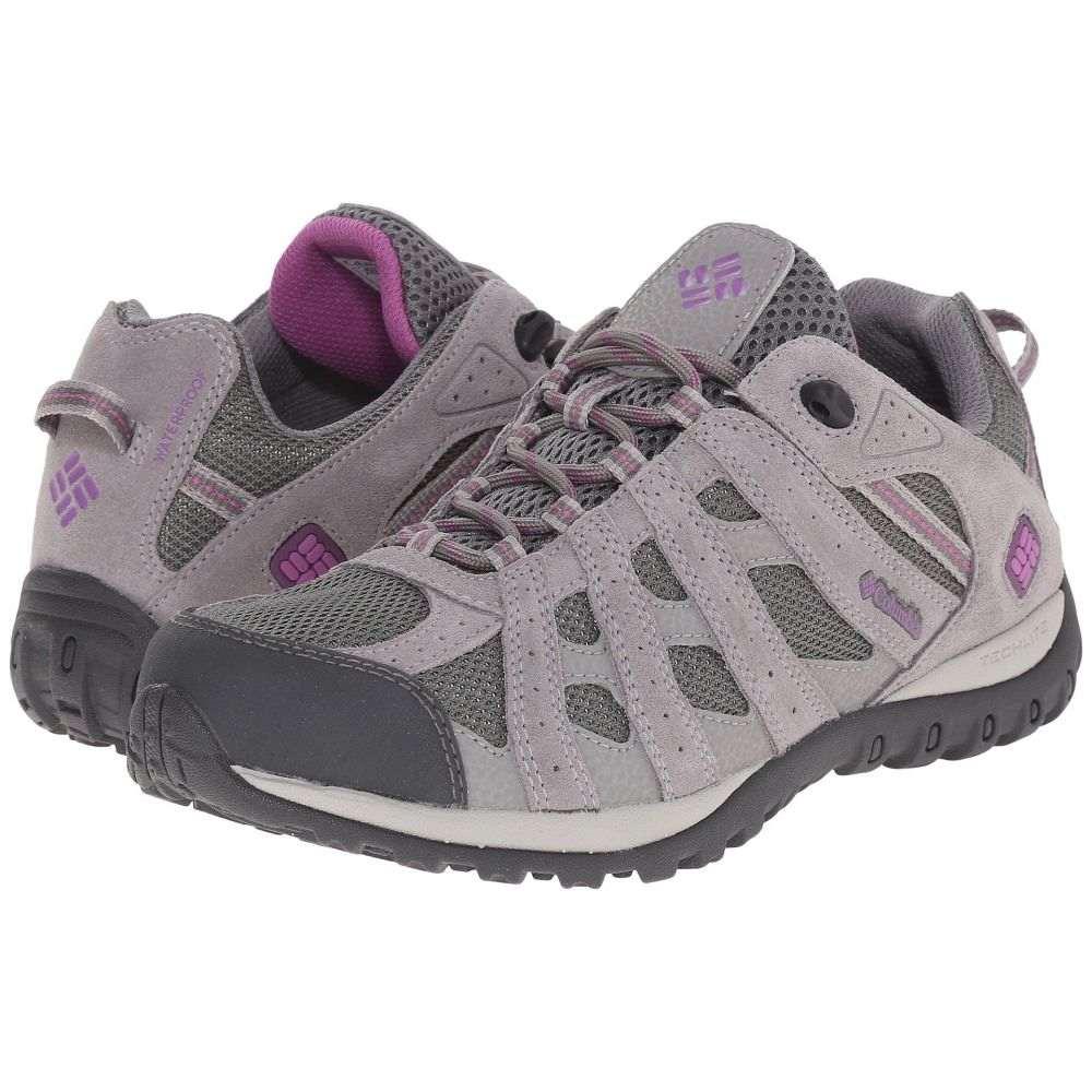 コロンビア Columbia レディース ハイキング・登山 シューズ・靴【Redmond Waterproof】Charcoal/Razzle
