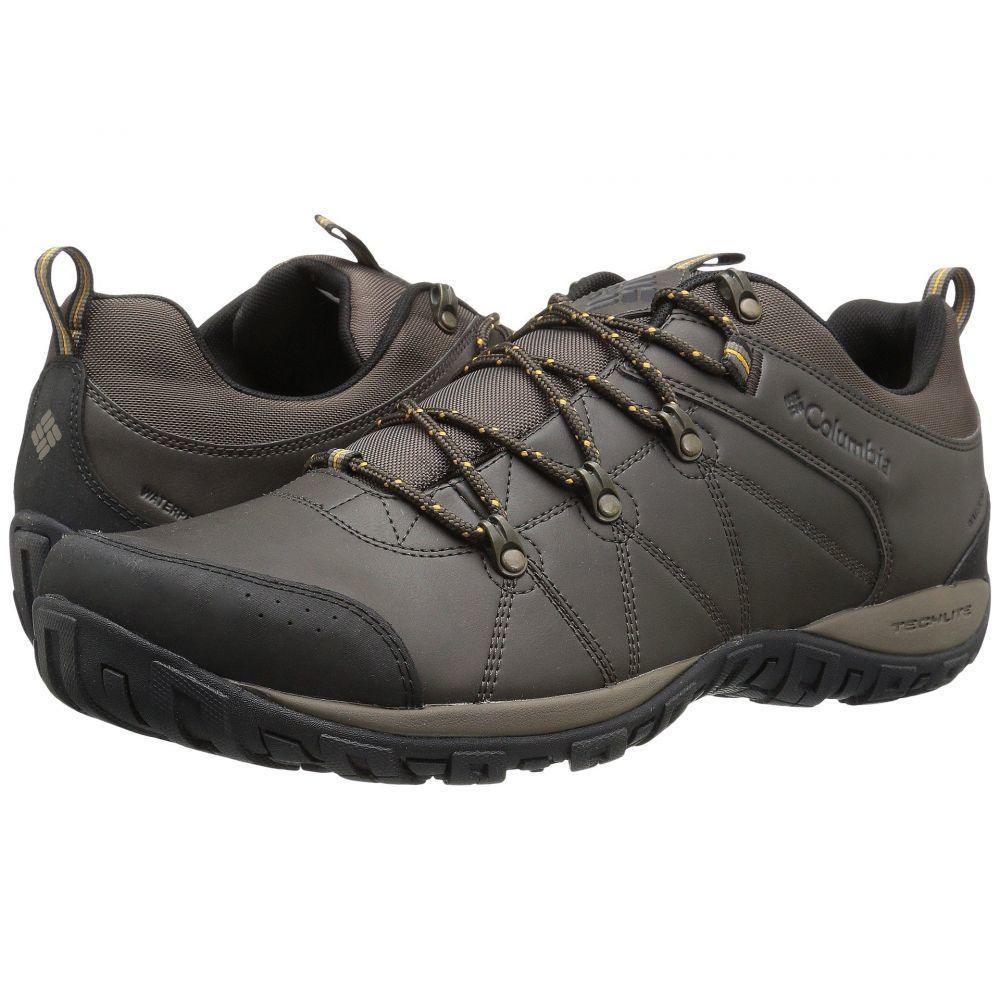 コロンビア Columbia メンズ ハイキング・登山 シューズ・靴【Peakfreak Venture Waterproof】Cordovan/Squash