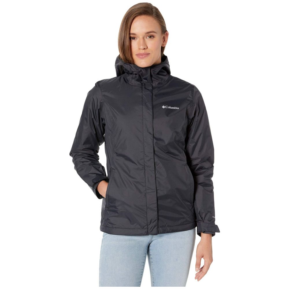コロンビア Columbia レディース ジャケット アウター【Arcadia Insulated Jacket】Black