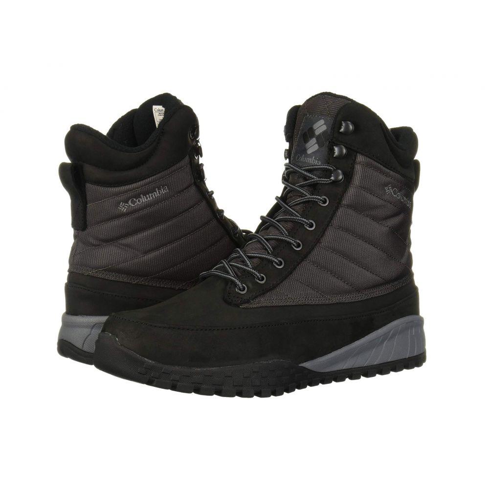 コロンビア Columbia メンズ ブーツ シューズ・靴【Fairbanks 1006】Black/Titanium Grey Steel