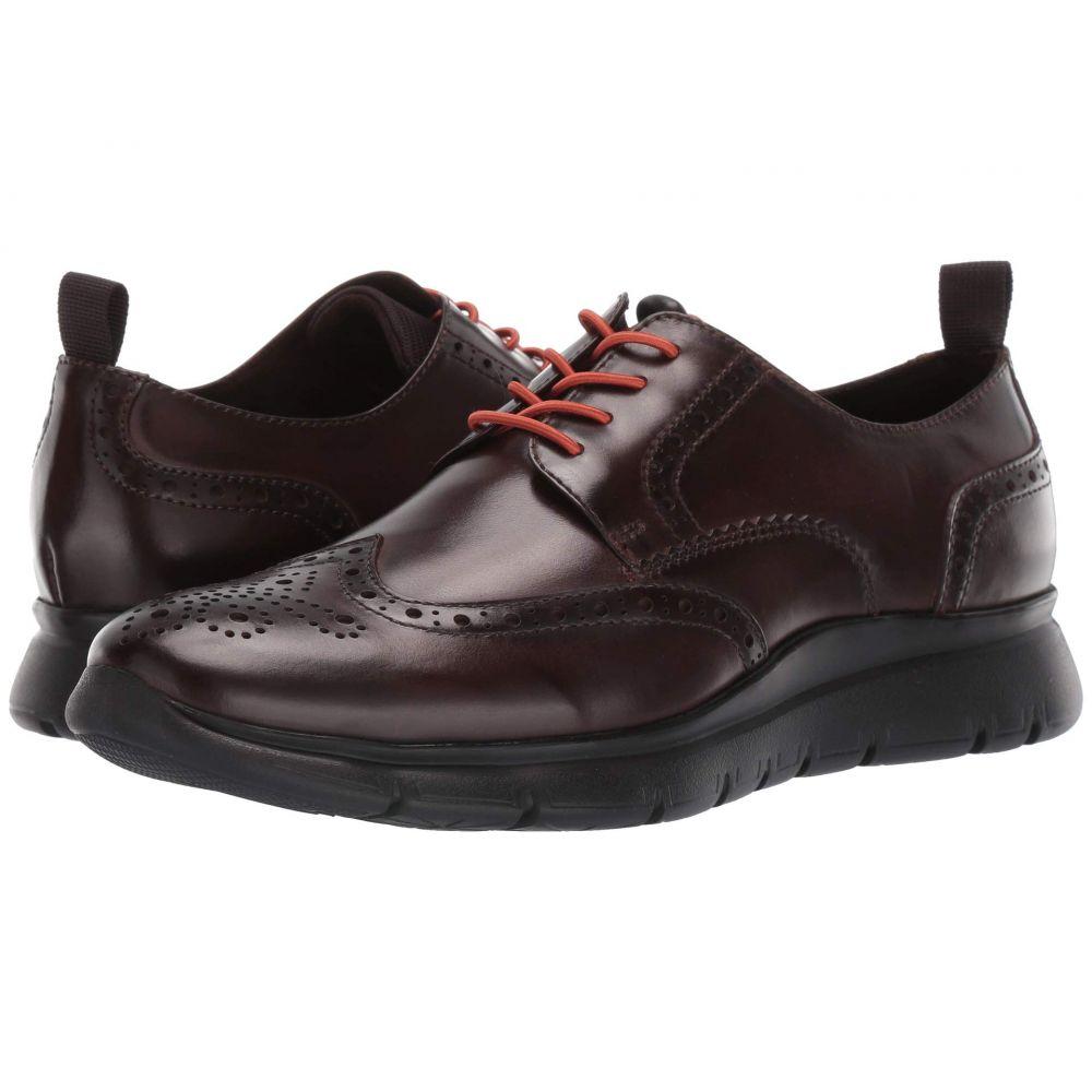 ケネス コール Kenneth Cole New York メンズ 革靴・ビジネスシューズ レースアップ シューズ・靴【Trent Lace-Up】Brown