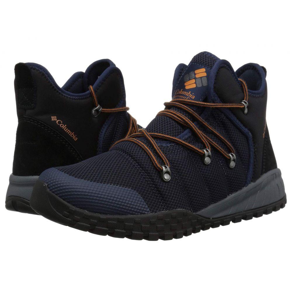コロンビア Columbia メンズ ハイキング・登山 シューズ・靴【Fairbanks 503 Mid】Collegiate Navy/Bright Copper