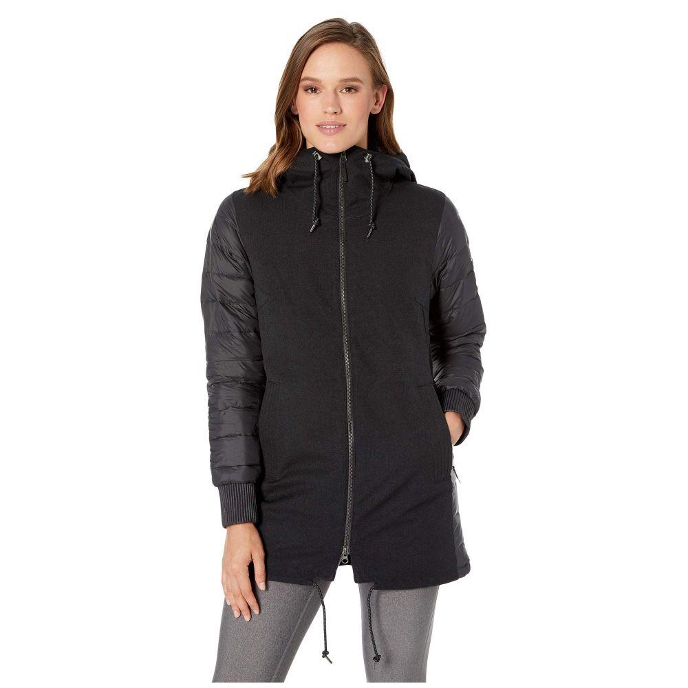 コロンビア Columbia レディース ダウン・中綿ジャケット アウター【Boundary Bay Hybrid Jacket】Black