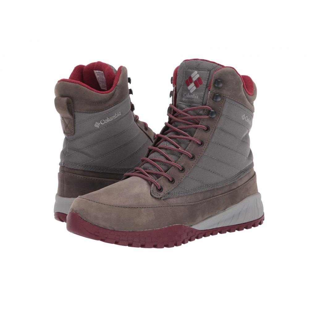 コロンビア Columbia メンズ ブーツ シューズ・靴【Fairbanks 1006】Graphite/Red Jasper