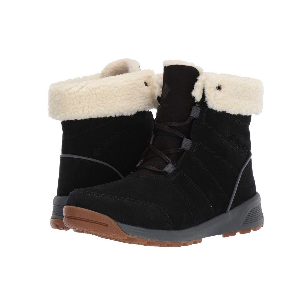 コロンビア Columbia レディース ブーツ シューズ・靴【Maragal Waterproof】Black/Graphite