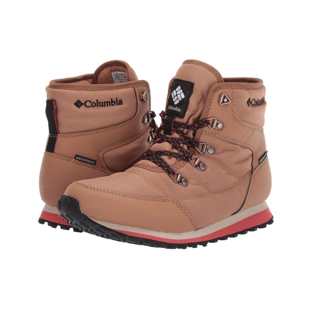 コロンビア Columbia レディース ブーツ シューズ・靴【Wheatleigh Shorty】Elk/Daredevil