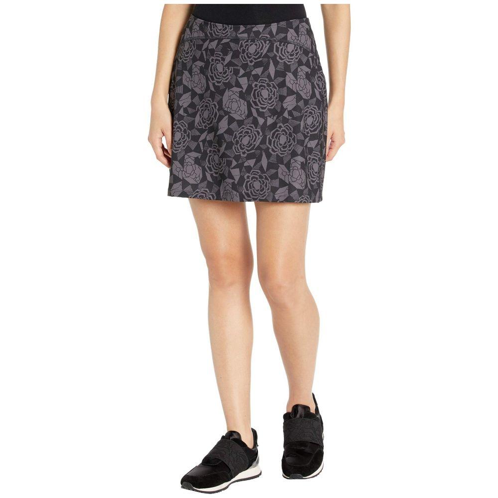 スカートスポーツ Skirt Sports レディース スカート 【Happy Girl Skirt】Noir Fleur Print