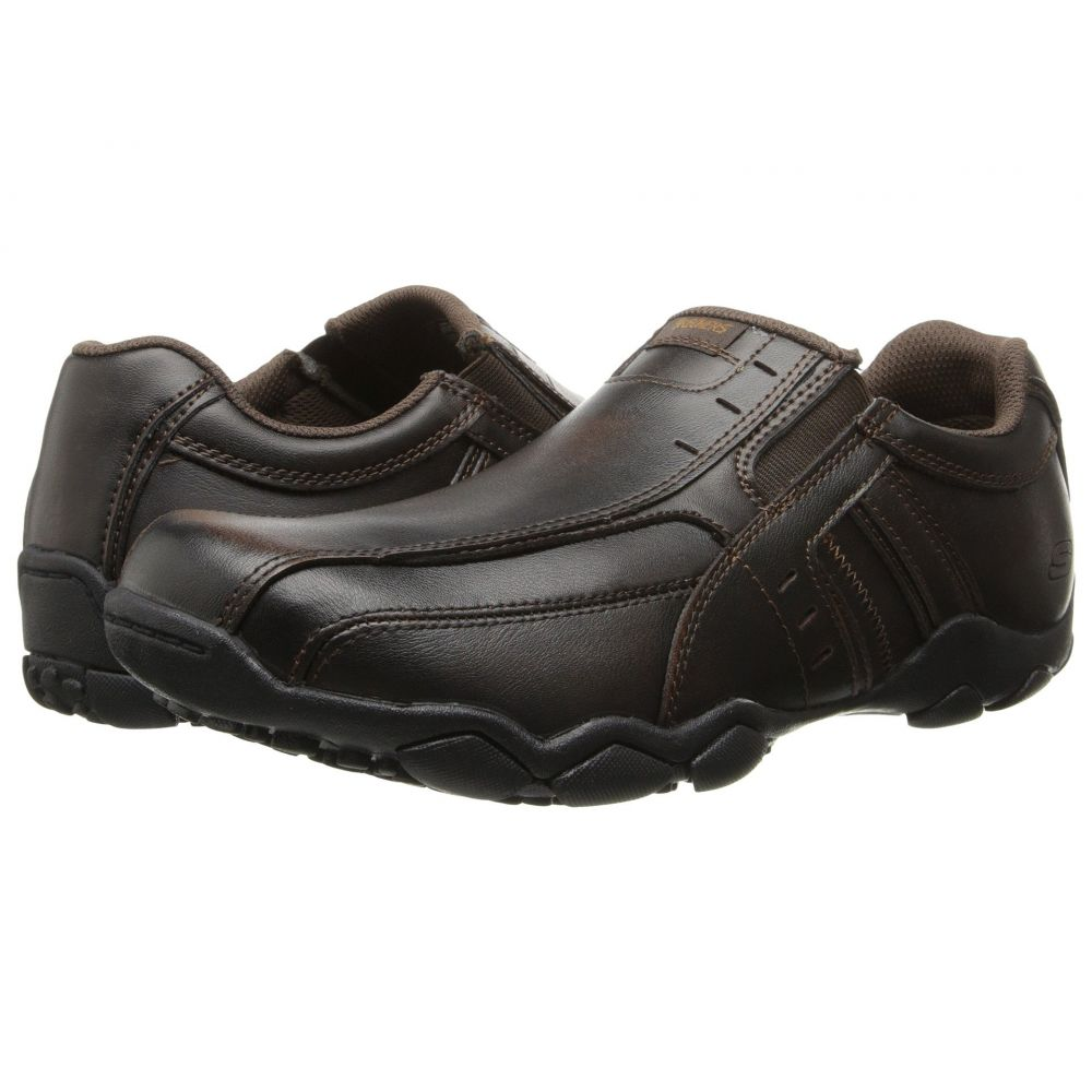 スケッチャーズ SKECHERS メンズ スニーカー シューズ・靴【Diameter】Dark Brown