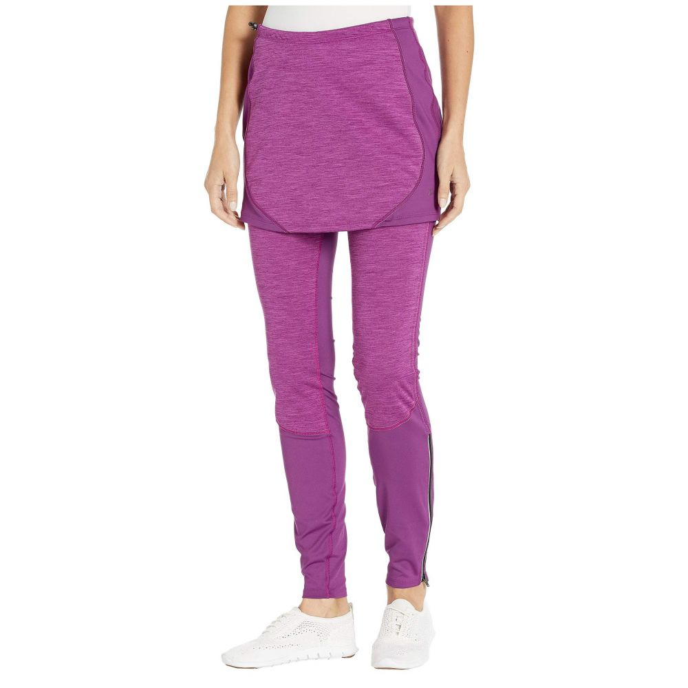 スカートスポーツ Skirt Sports レディース スカート 【Toasty Queen Skirt】Grape Frost