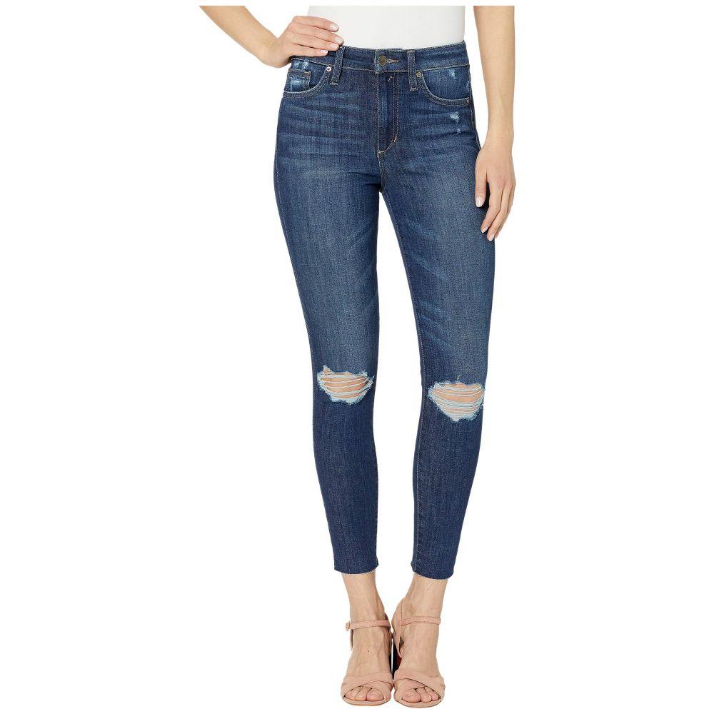 ジョーズジーンズ Joe's Jeans レディース ジーンズ・デニム ボトムス・パンツ【Charlie Crop Cut Hem in Noelle】Noelle