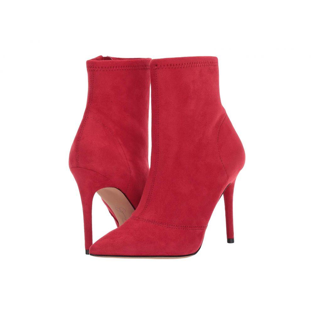 ジェシカシンプソン Jessica Simpson レディース ブーツ シューズ・靴【Lailra】Richest Red