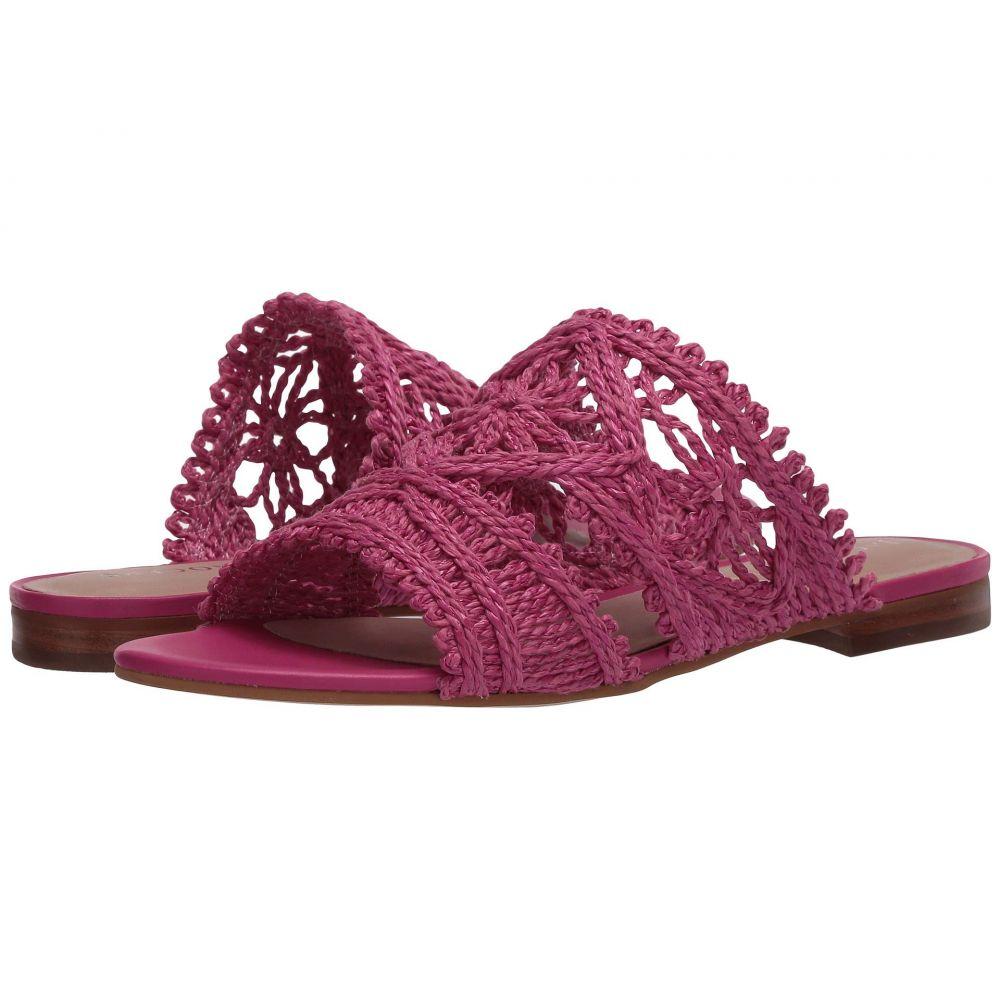 ジャックロジャース Jack Rogers レディース サンダル・ミュール シューズ・靴【Rebecca Woven Sandal】Bright Pink