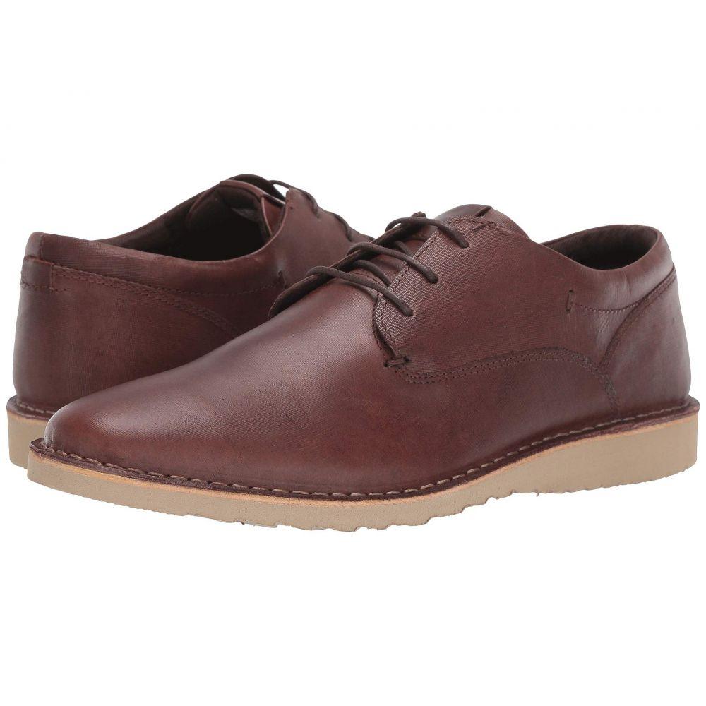 スティーブ マデン Steve Madden メンズ 革靴・ビジネスシューズ シューズ・靴【Pallot】Brown Leather