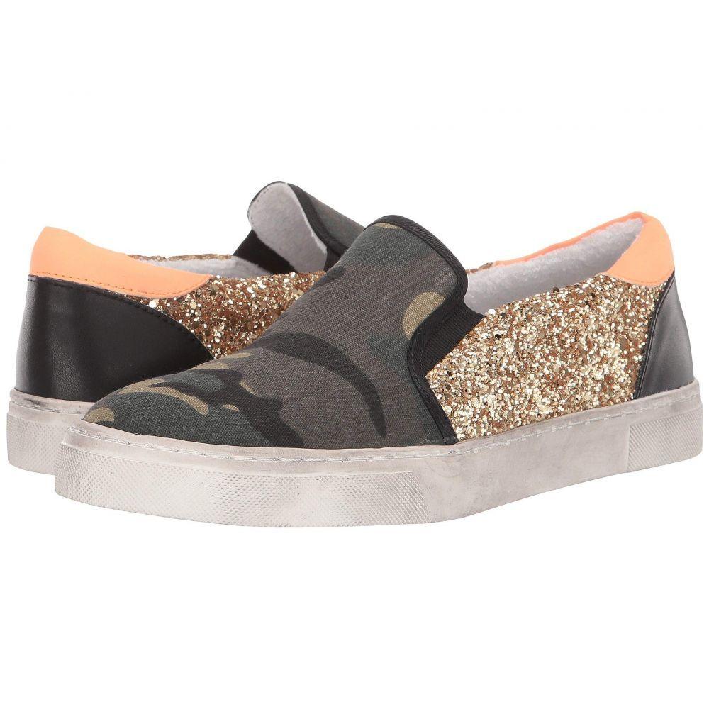 スティーブン Steven レディース スニーカー シューズ・靴【Addis】Camo Multi