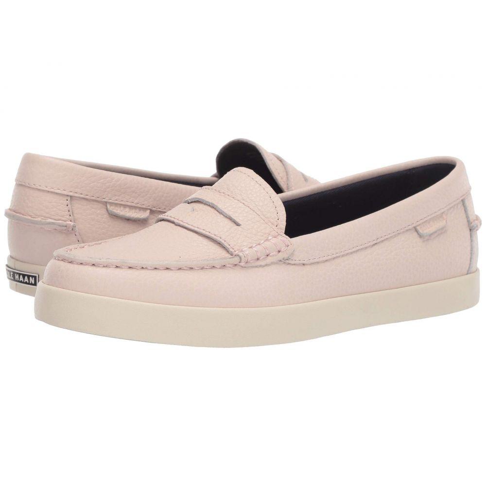 コールハーン Cole Haan レディース ローファー・オックスフォード シューズ・靴【Nantucket Loafer】Peach Blush Tumbled Leather/Fog