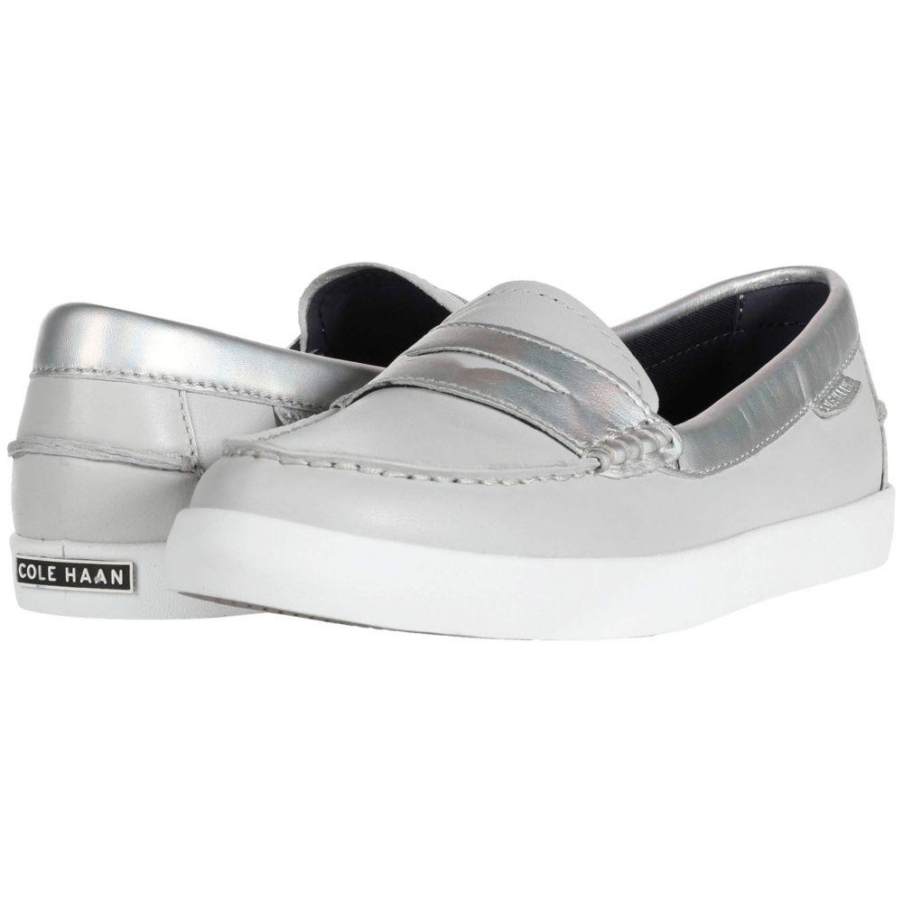 コールハーン Cole Haan レディース ローファー・オックスフォード シューズ・靴【Nantucket Loafer】Harbor Mist Leather/Iridescent Leather